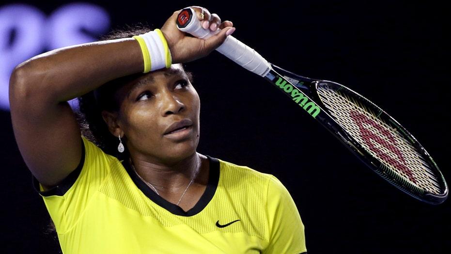 Serena Williams: 'If I were a man…'