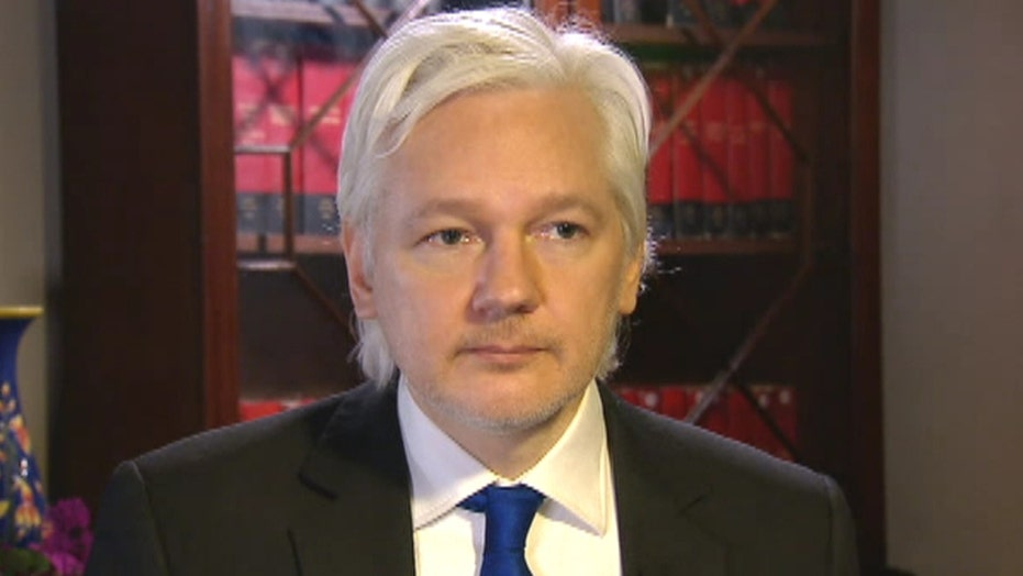 Assange tells Hannity: Russia was not our source
