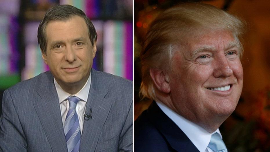 Kurtz: Trump blames 'dishonest' press on Russian hacking