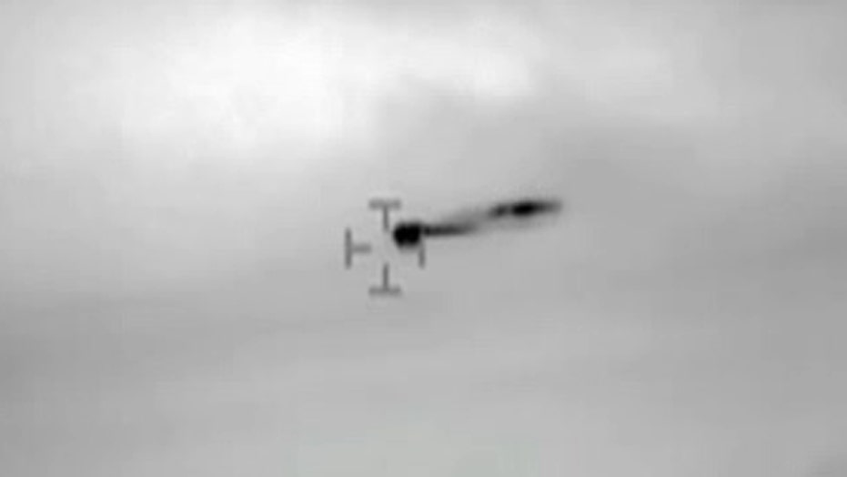 UFO? Chilean Navy releases video of mysterious flying object