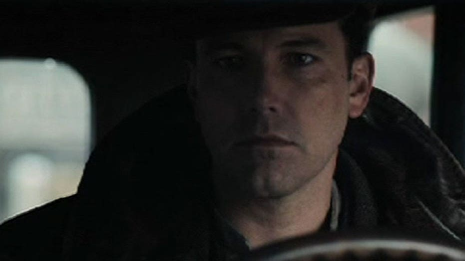 Ben Affleck talks ambition, mobsters and 'Live By Night'
