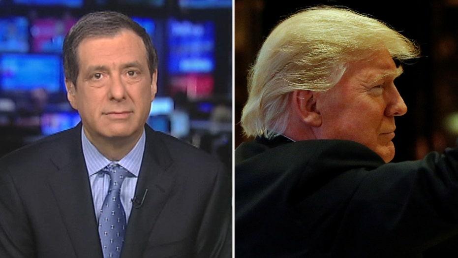 Kurtz: What's behind Trump's dismal poll numbers