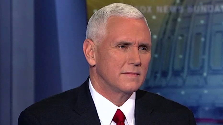 Mike Pence: John Lewis' remarks were 'deeply disappointing'