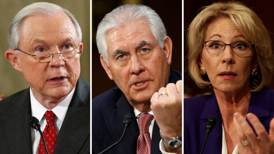 Will slow-playing Trump Cabinet picks hurt Democrats?