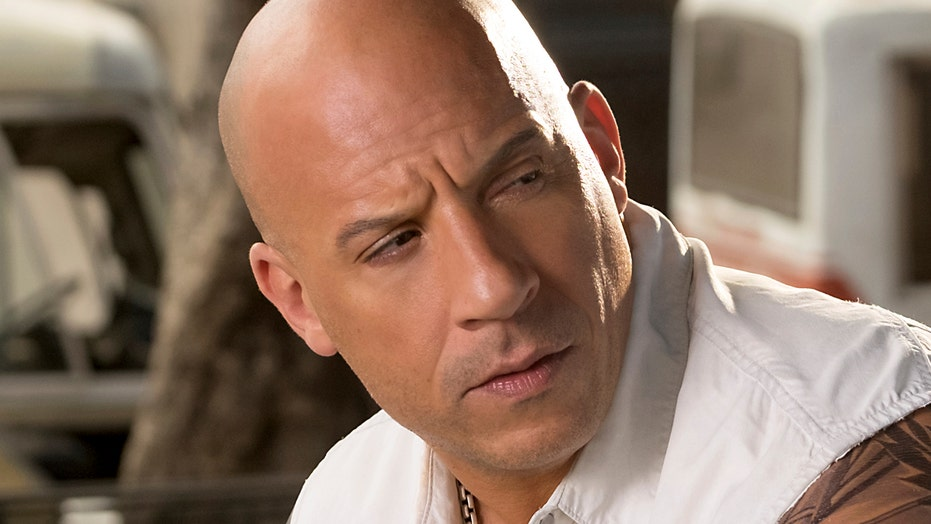Vin Diesel backed by diverse supporting cast in 'xXx' sequel