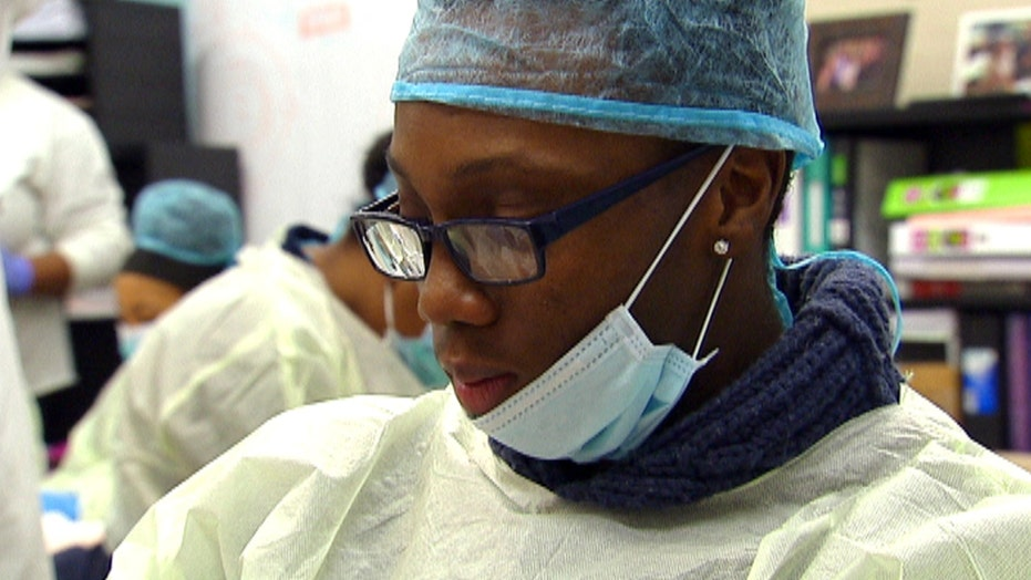 Foundation offers minorities mentorship in medicine