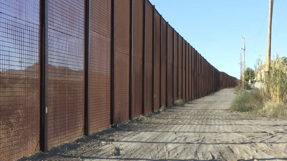 Residents in border town says wall effective
