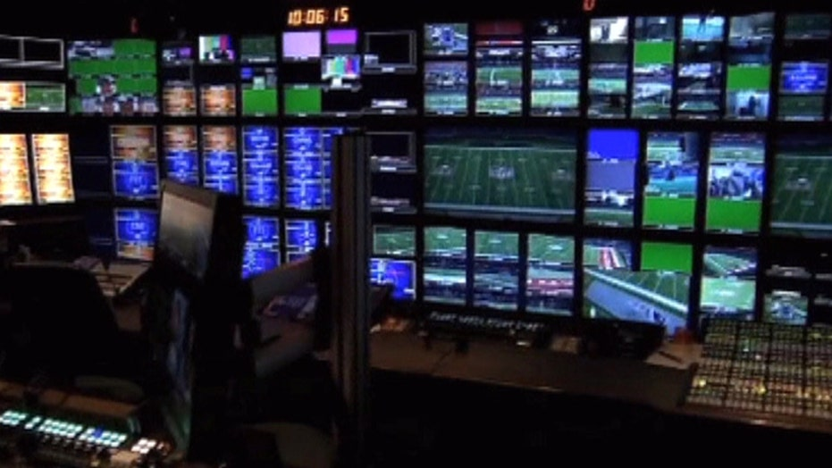 Behind the scenes of Super Bowl 51 coverage