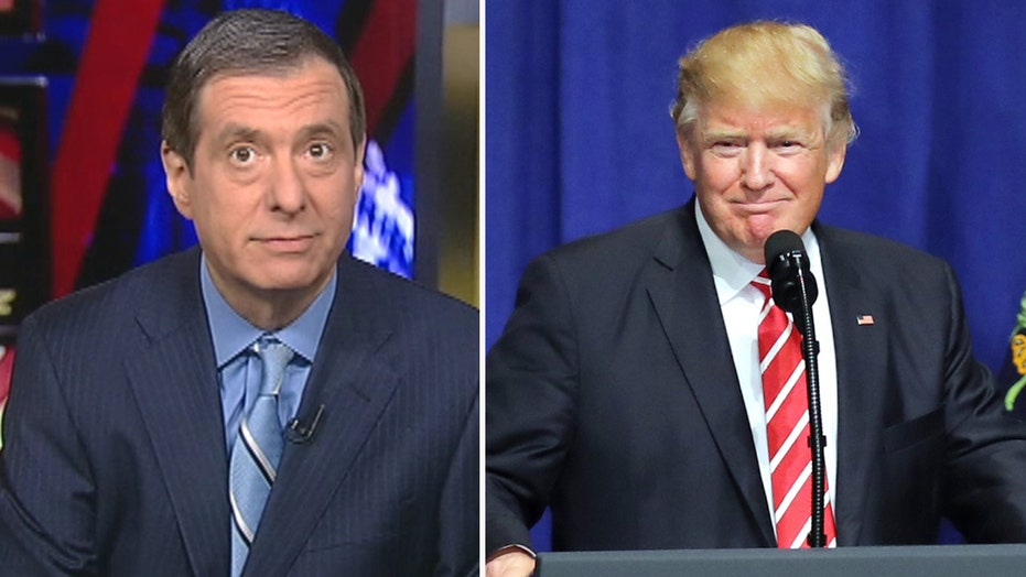 Kurtz: Trump hits 'fake news' again