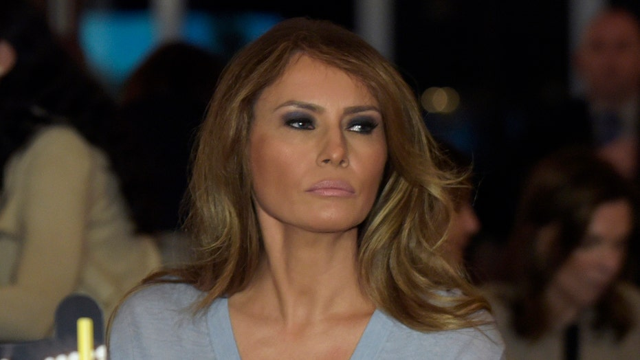 After the Buzz: Press calls Melania MIA