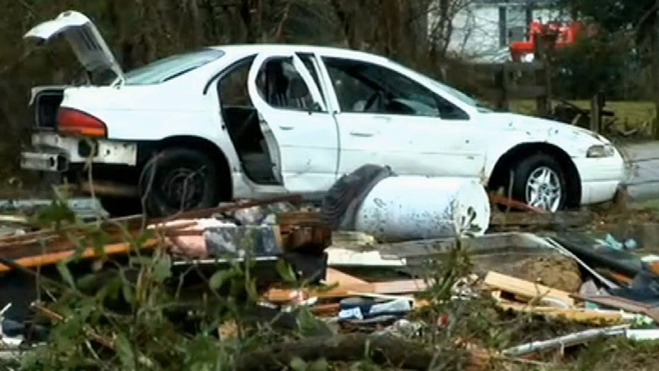 Recovery continues in New Orleans after tornadoes touch down