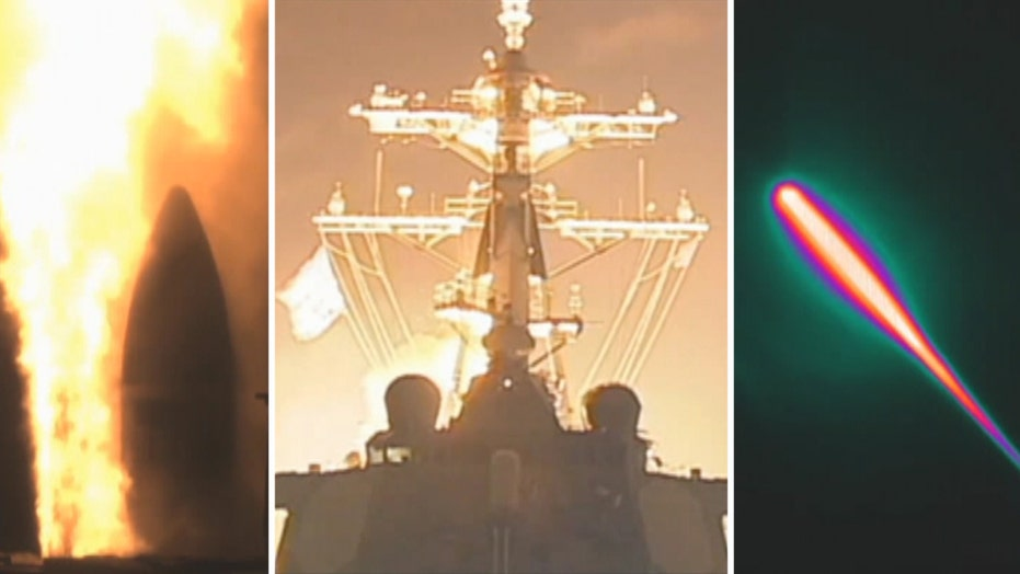 US Navy destroyer knocks out ballistic missile in new test