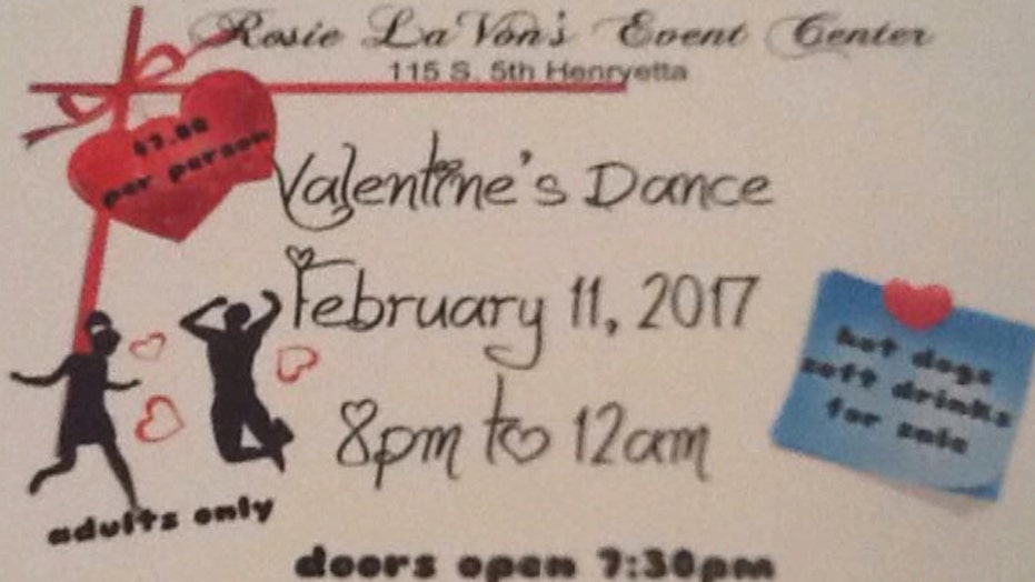 Valentine's Day dance canceled over OK town's ban on dancing