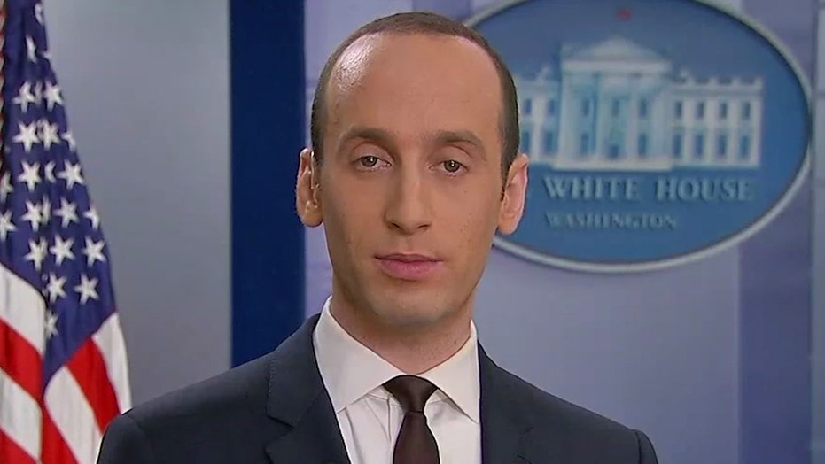 Stephen Miller: President has authority to control US border