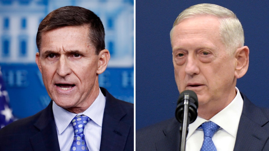 Mattis says Flynn's ouster won't impact NATO meeting
