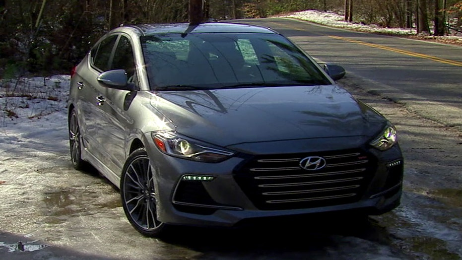 Hyundai's low key sports sedan
