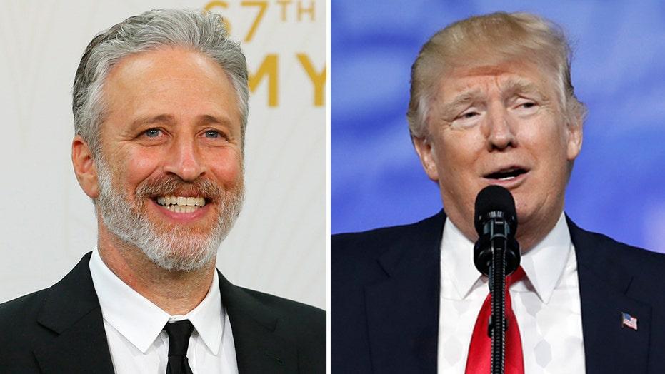 Jon Stewart to media: Stop Trump obsession