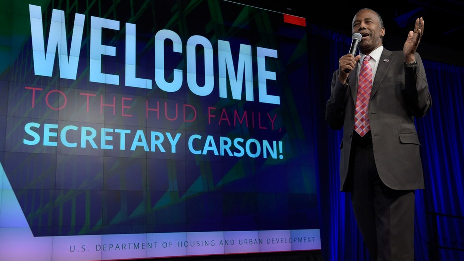 Secretary Ben Carson refers to slaves as 'other immigrants'