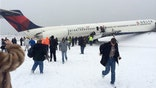 Robert Isherwood describes Delta flight's emergency la