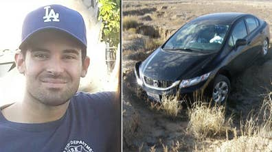 Fox : Michael Cavallari was found near abandoned car
