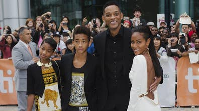 Fox : Actors wonders if he and Jada should have put more limits on their kids