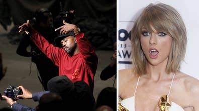 Fox : Taylor is not amused no word yet from Kim Kardashian