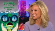 In the Zone: Fox News Senior Meteorologist Janice Dean discusses new book 'Freddy the Frogcaster and the Terrible Tornado'