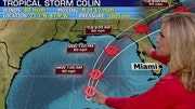 Senior meteorologist Janice Dean reports