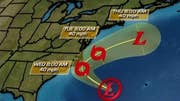 Janice Dean discusses tropical depressions that have the potential to become named storms