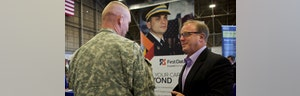 Professionals challenged to help veterans find jobs