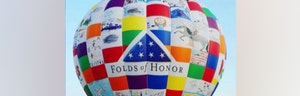 Folds of Honor raises awareness of sacrifices made by service members and their families on 'Fox  Friends'