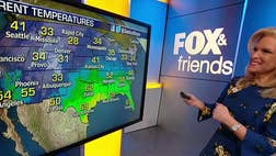 Janice Dean has your FoxCast.