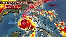 Janice Dean has your Hurricane Michael FoxCast for the Florida Panhandle.