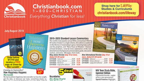 CBD craze forces Christian Book Distributors to change its name