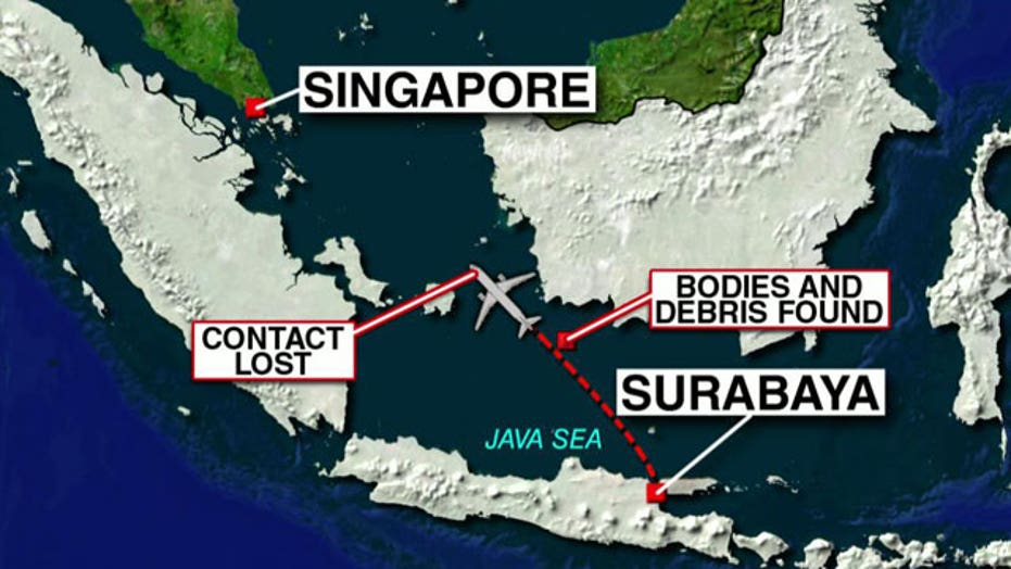 First AirAsia Flight 8501 crash victim identified