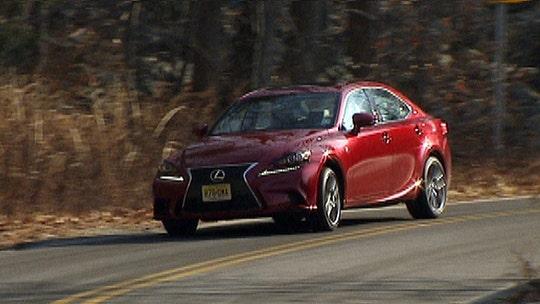 Test Drive: 2014 Lexus IS350 AWD