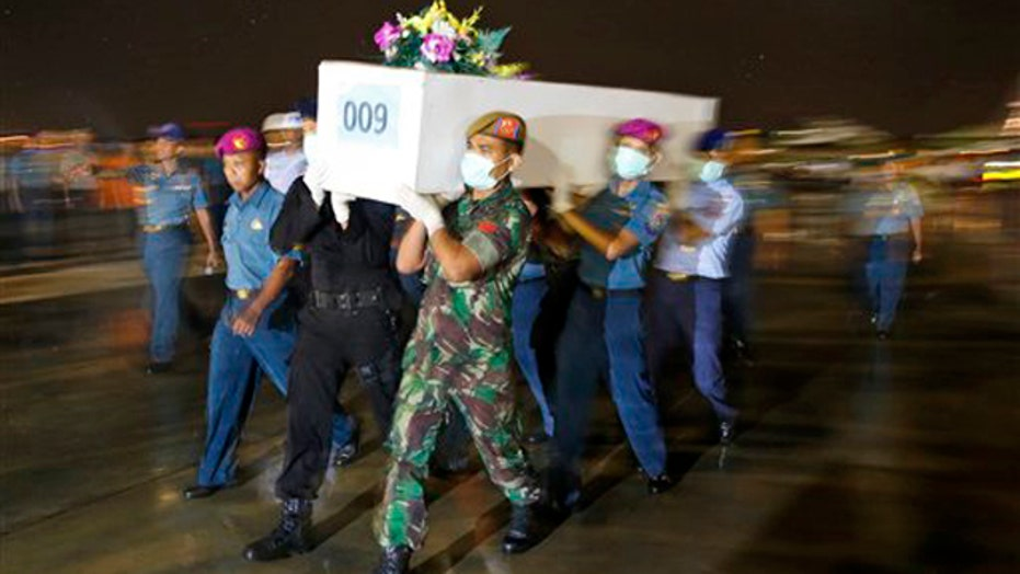 More bodies found in Java Sea from Flight 8501
