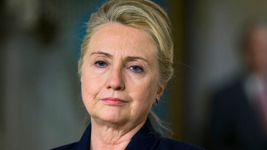 Hillary Clinton blood clot's treatment