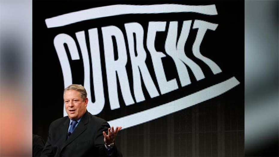 Al Gore cashes in on Current TV