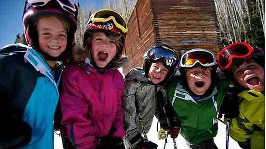 The Snow Mamas' tips on how to take the kids skiing