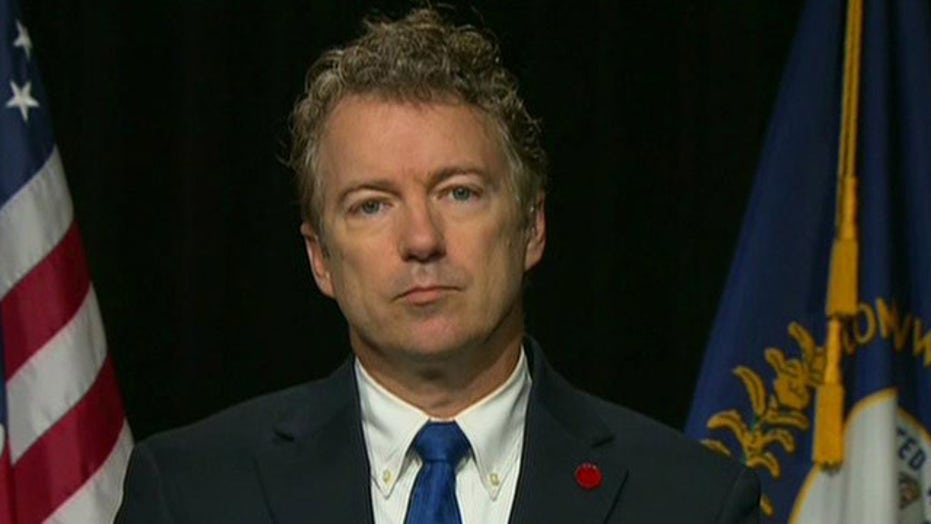 Exclusive: Rand Paul to file lawsuit against NSA