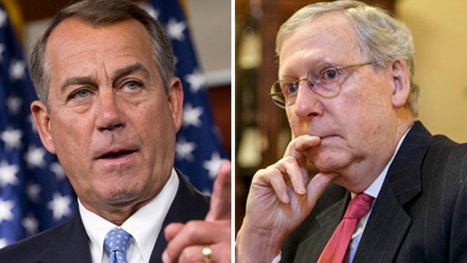 Can Republican Party unite on agenda?