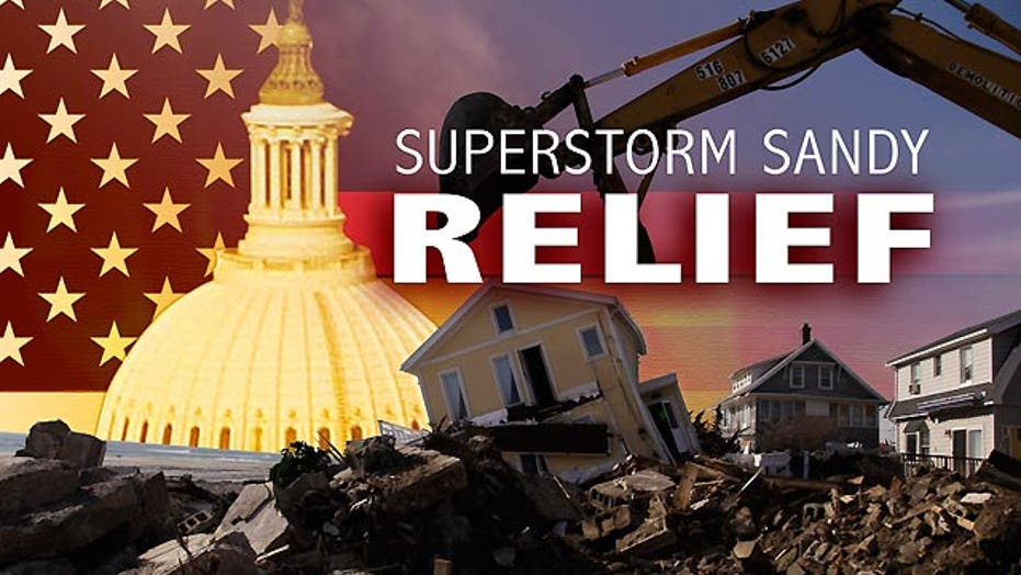 Friday Lightning Round: Sandy relief bill