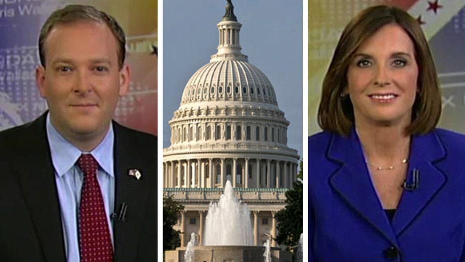 Republican wave comes to Washington