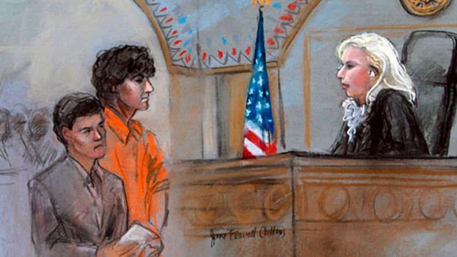 Jury selection in Boston Marathon bombing trial begins