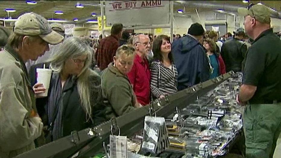 Some Members of NC City Council push to ban gun shows