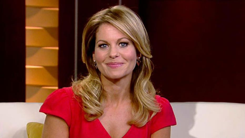 Candace Cameron Bure on juggling priorities