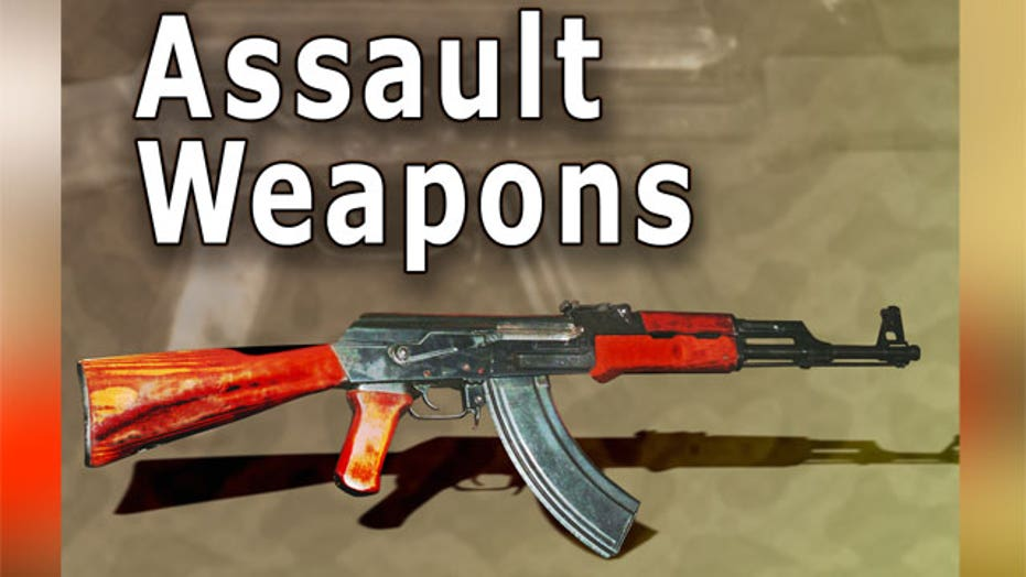 Should the White House push for assault weapons ban?