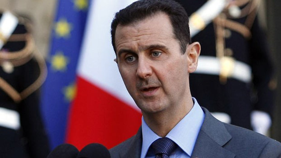 State: Syrian president 'out of touch with reality'