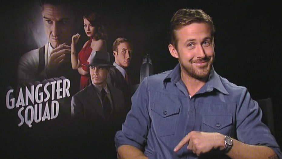 Ryan Gosling on 'Gangster Squad,' farting